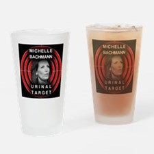 michelle  bachman Drinking Glass