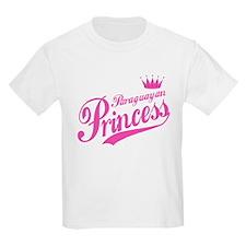 Paraguayan Princess Kids T-Shirt