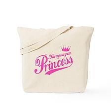 Paraguayan Princess Tote Bag