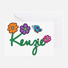 Kenzie Greeting Card