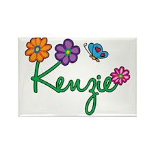Kenzie Rectangle Magnet
