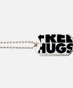 Free Hugs Dog Tags