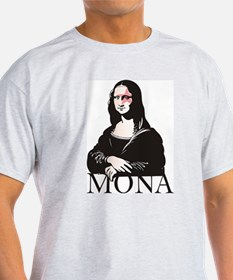 Mona Kiss Fan T-Shirt
