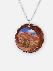 UtahMap28 Necklace