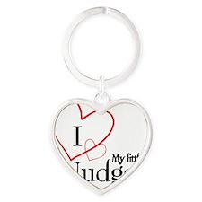 twilight3 Heart Keychain