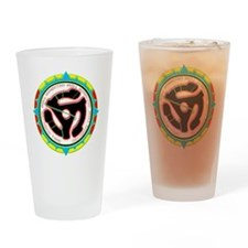 wellkoncolortoneblack Drinking Glass