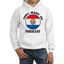 Made In Paraguay Hoodie