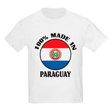 Made In Paraguay Kids T-Shirt