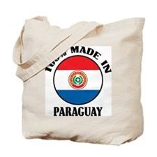 Made In Paraguay Tote Bag