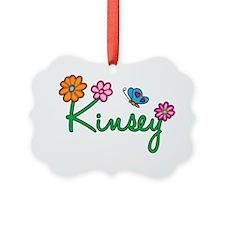 Kinsey Ornament