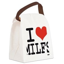 I love MILFS Canvas Lunch Bag