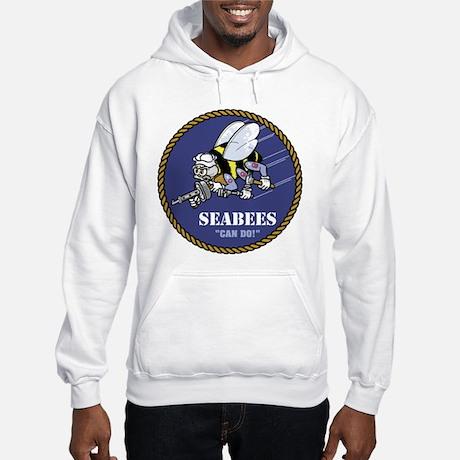 U.S. Navy Seabees Hoodie Hoodie