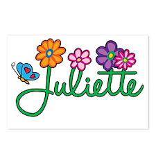 Juliette Postcards (Package of 8)