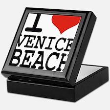 I love Venice Beach Keepsake Box
