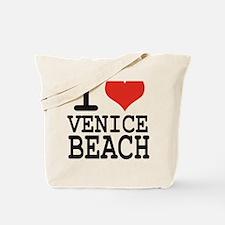 I love Venice Beach Tote Bag