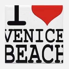 I love Venice Beach Tile Coaster