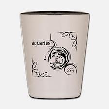 aquarius8 Shot Glass