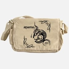 aquarius8 Messenger Bag
