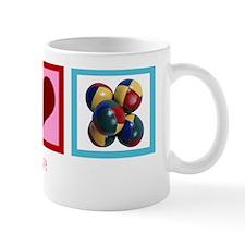 peacelovejugglingwh Small Mugs