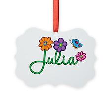 Julia Ornament
