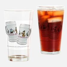 Oktoberfest_Coaster Drinking Glass