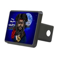 Pirate and Ship-Yardsign Hitch Cover