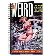 TRUE WEIRD, Nov 1955 - 18hiX300 Journal