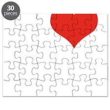 I love to sleep Puzzle