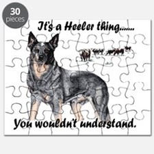 Its A Heeler Thing.... Puzzle
