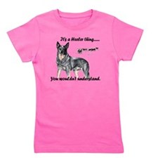 Its A Heeler Thing.... Girl's Tee