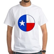 TEXAS FLAG CIRCLE Shirt