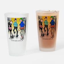 7852_teenager_cartoon Drinking Glass