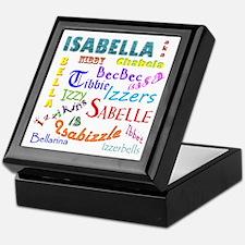 Isabellanicks Keepsake Box
