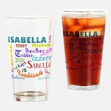 Isabellanicks Drinking Glass