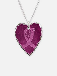 kindle_CurlyRibbon_PinkLGT Necklace