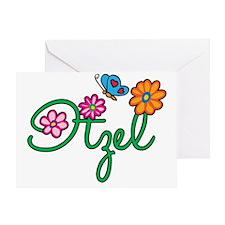 Itzel Greeting Card