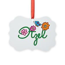 Itzel Picture Ornament