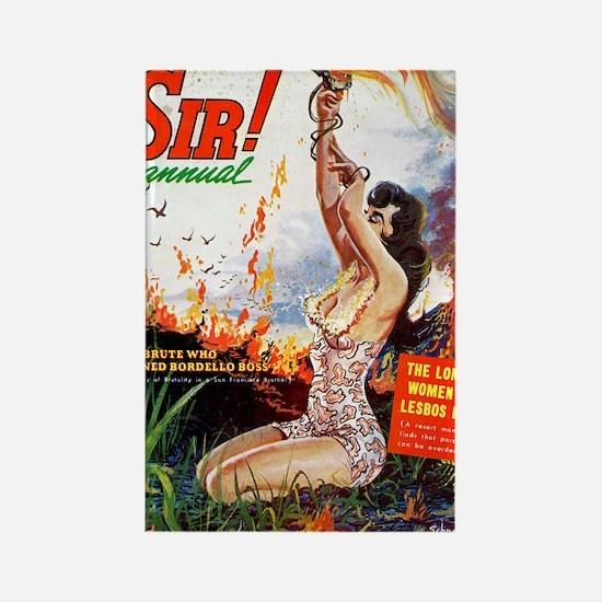 SIR, 1959 Annual - 18HIx300 Rectangle Magnet