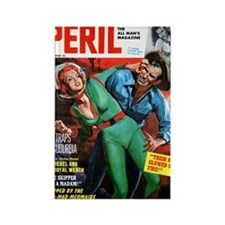 PERIL, Dec. 1961 - 18HIx300 Rectangle Magnet