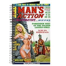 MANS ACTION, June 1969 - 18hiX300 Journal
