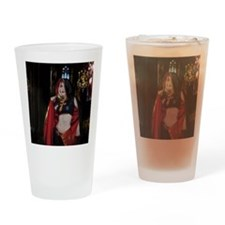 July Poster Print Drinking Glass