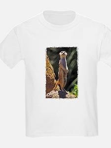 Meerkat Solo Kids T-Shirt