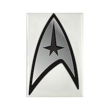 Star Trek Halloween Costume Comma Rectangle Magnet