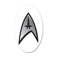Star Trek Halloween Costume  Wall Decal