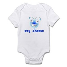 Say Cheese Infant Bodysuit
