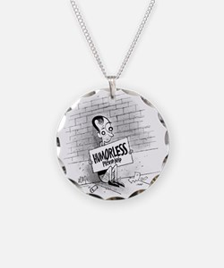 Humorless_450 Necklace