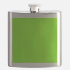 Chartreuse Web Color 7FFF00 Flask