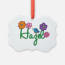 Hazel Ornament