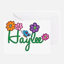 Haylee Greeting Card