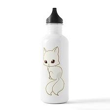 Obakeneko (Solo) 10x10 Water Bottle
